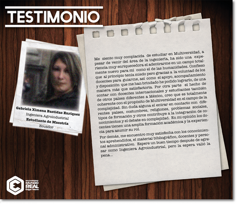 Gabriela Ximena Bastidas Enríquez